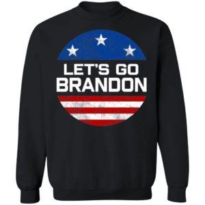 Let's Go Brandon American Flag Sweatshirt