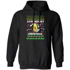 Avo Merry Christmas Hoodie