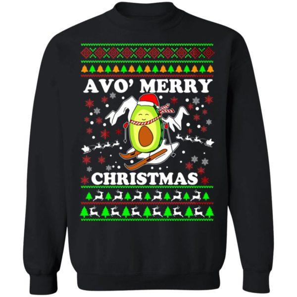 Avo Merry Christmas Sweatshirt