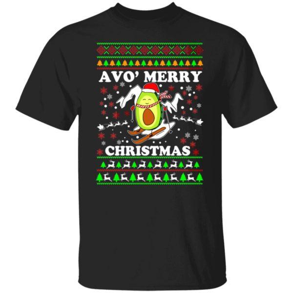 Avo Merry Christmas shirt