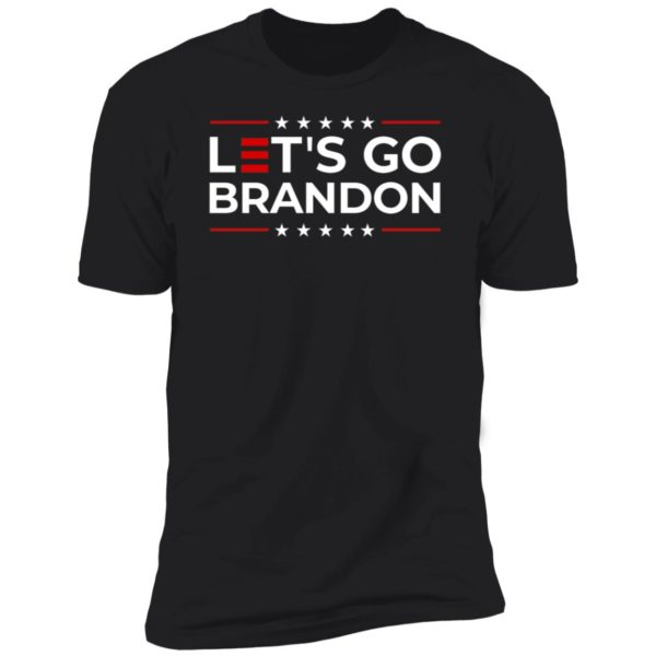 Let's Go Brandon Premium SS T-Shirt