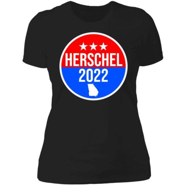 Herschel 2022 Ladies Boyfriend Shirt