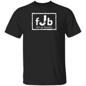 FJB Wrestling Let's Go Brandon Shirt